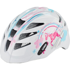 UVEX Kid 1 Helm Kinder unicorn